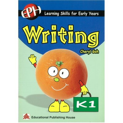 Pre-school Learning Skills for Early Years Writing(K1)初階英文寫作