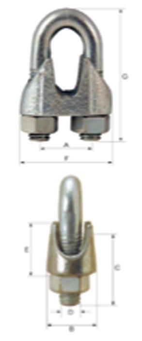 (1)4分日式鋼夾,不鏽鋼鋼夾,美式鋼夾,一般鋼夾,鋼索,拉線器,下古,卸克,伸縮器,吊車,天車