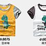 🚛NO.108童衣著【上衣13款】新款 男童90~140cm 純棉 童趣印花兒童短袖T恤