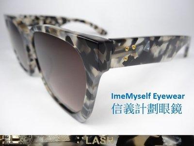 信義計劃 LASH CYNIC 太陽眼鏡 手工眼鏡 方框 膠框 超越 GM Gentle Monster 太阳眼镜