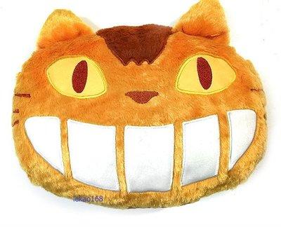 宮崎駿Totoro龍貓公車立體抱枕組 ...