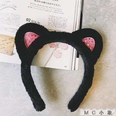 貓耳朵可愛洗臉發飾 尚美優品