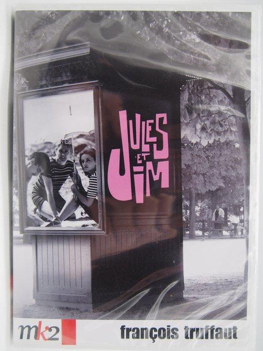 【月界】Jules et Jim(電影夏日之戀法文版DVD)_de François Truffaut 〖電影〗CLQ