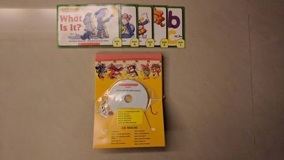 Sound-out-the-Word Phonics Readers Set 1 (5書+1 CD)