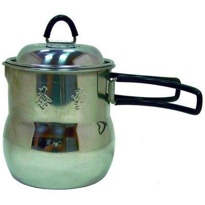*大營家 桌椅類*台灣製-精巧茶壺鍋7509~露營登山烤肉
