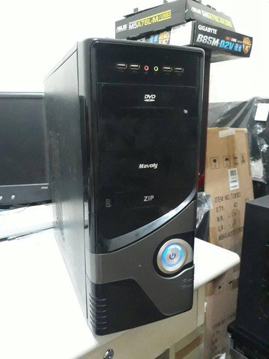 台中電腦維修 - 中古 AMD Sampron 2800+ 單核心主機 754 (限自取/非人為因素保固七天)