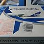 Airplane Model 縮小型飛機模型(合金) x 5