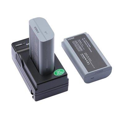 相機電池灃標DMW-BLJ31相機電池BLJ31GK鋰電池適用松下DC- S1 S1R S1H電池