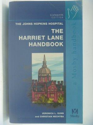 The Harriet Lane Handbook-16/e_Johns Hopkins Hospital〖醫療〗CCY