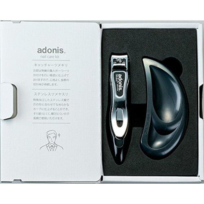 [霜兔小舖]日本製 匠之技 G-3121   指甲剪&弧形銼刀  修甲禮盒組 綠鐘 公司貨