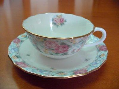 日本製 NORITAKE Weddingmall骨瓷杯組 1客/2pcs (絕版品)