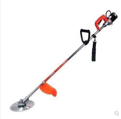 ZIHOPE 充電式電動割草機背負式園林家用草坪除草機剪草打草機割灌機LXZI812