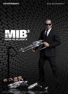 ++全新 請留意內文 ENTERBAY 1/6  Men In Black MIB 黑超待警組 3 Agent K