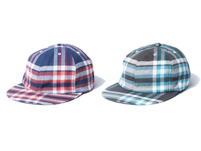 """[ LAB Taipei ] DeMarcoLab """"PLAID LOW CAP"""""""