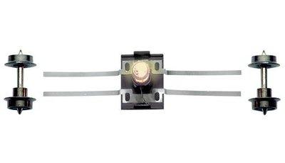 傑仲 博蘭 FLEISCHMANN 鐵軌零件 lnterior lighting unit 9461 N