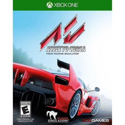 (現貨全新) XBOX ONE 出賽準備 英文美版 Assetto Corsa