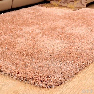 居家家 加厚榻榻米彈力絲毛滿鋪地毯臥室家用茶幾現代床邊墊沙發客廳地毯