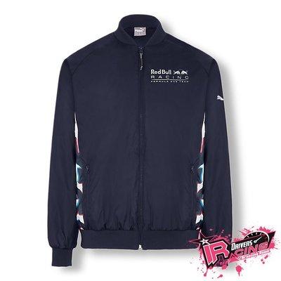 ♚賽車手的試衣間♚ Red Bull Scatter Puma 紅牛 F1 防風 棒球外套