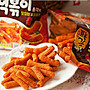 韓國海太辣炒年糕餅乾103克/ 韓式辣年糕/ 韓國...