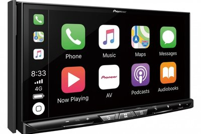 【泓享汽車音響】PIONEER AVH-Z9250BT 最新 Car Play.WiFi Android 先鋒公司貨
