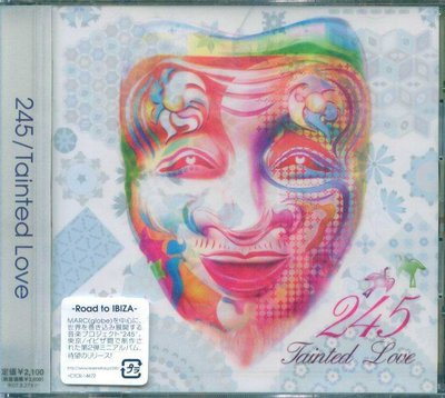 K - 245 - Tainted Love - 日版 - NEW