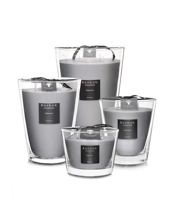 【正版】Baobab collection香氛蠟燭 White Rhino Max24 (下標前請來信查詢庫存量)
