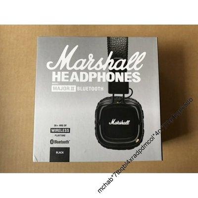 馬歇爾 Marshall marshall Major II Bluetooth 第二代 藍芽版 耳罩式耳機 森海