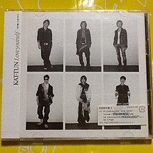 ~謎音&幻樂~ KAT-TUN  /  Love yourself  初回限定盤2  日本版  全新未拆封