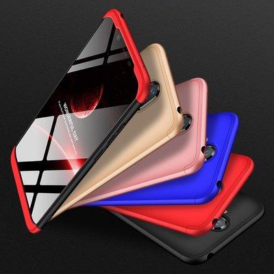 6.18吋諾基亞 Nokia 8.1 / X7(2018) 拼接三合一手機殼 磨砂全包邊保護套 硬殼