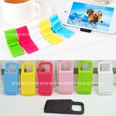 【Q仔的小舖】衝評價 迷你支架 立架 手機支架 手機座 手機架 摺疊支架 HTC s5 三星 iphone sony
