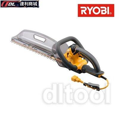 =達利商城=日本 RYOBI 良明 HT-5040 電動籬笆剪 電動修籬機 樹木修剪機