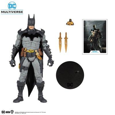 麥法蘭 DC Multiverse 7吋 Todd Batman 蝙蝠俠 WM限定品 可動公仔 現貨代理
