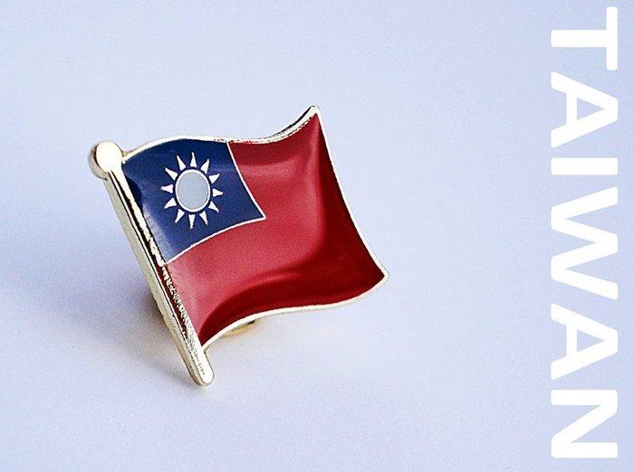 台灣徽章20入組。台灣國旗徽章。中華民國國旗徽章。國旗徽章