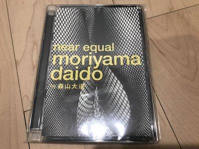 2002年 限量日本盤 森山大道/ near equal moriyama daido DVD/ 全區DVD