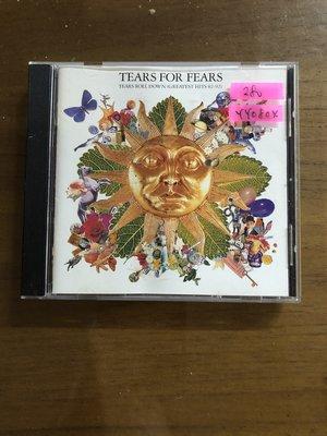 *還有唱片三館*TEARS FOR FEARS / GREATEST HITS 82- 二手 YY0804 (需競標)