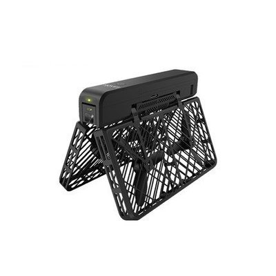 Hover Camera 小黑俠 跟拍 折疊 智能 空拍 4K 無人機 低空 近景 飛行相機 雙電套餐(免運)