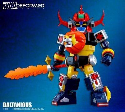 金錢貓雜貨 全新 Action Toys MINI DEFORMED 04 達特扭斯 未來合體 金毛獅王