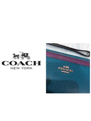•SALE•正品 Coach 手拿包 大手拿包 多卡層 長夾 專櫃 精品包 美國