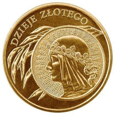 【幣】Poland 2006年 波蘭發行 2zl 紀念幣