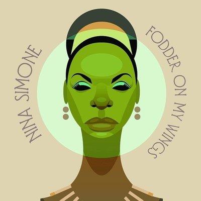 歌聲之翼 Fodder On My Wings / 妮娜西蒙 Nina Simone---0827381