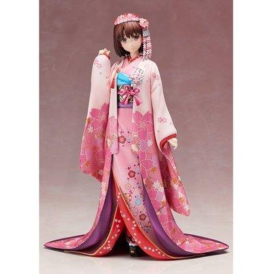 惠美玩品 現貨 不起眼女主角培育法 Aniplexplus 公仔 1707 加藤惠 和服