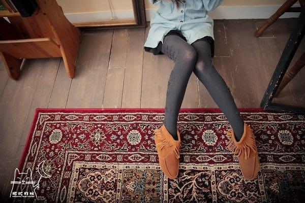 【拓拔月坊】日本知名品牌 M&M 破損感 褲襪 日本製~現貨!