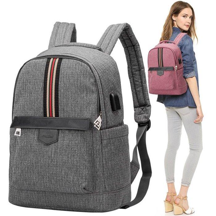 筆電包 側背包 手提包 保護囊 防水 雙肩電腦包女11/13/14/15.6寸筆記本電腦包背包學生書包時尚韓版