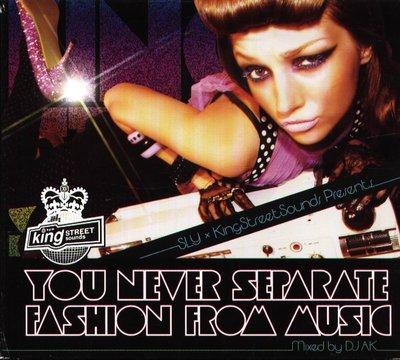 八八 - DJ AK You Never Separate Fashion from Music - 日版
