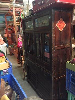 早期懷舊檜木菜櫥櫥櫃