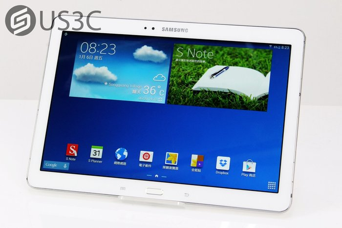 【US3C-小南門店】三星 Samsung Galaxy Note 10.1吋 2014 Edition 特仕版 WiFi 平板電腦 二手平板 800萬畫素