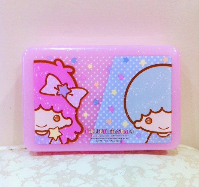 《東京家族》粉/藍 雙子星 小型塑膠收納盒