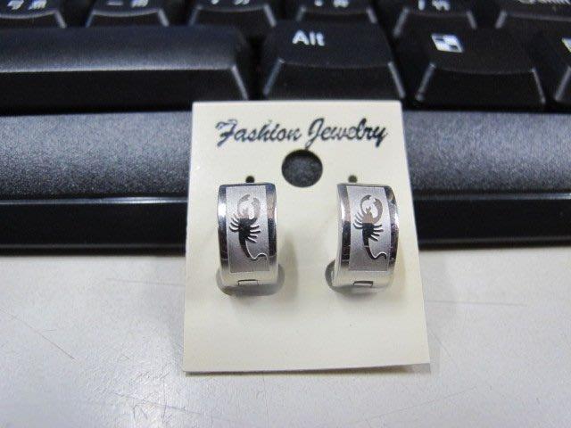 二手舖 NO.4553 時尚造型耳環 耳針 耳鉤 便宜賣 首飾飾品