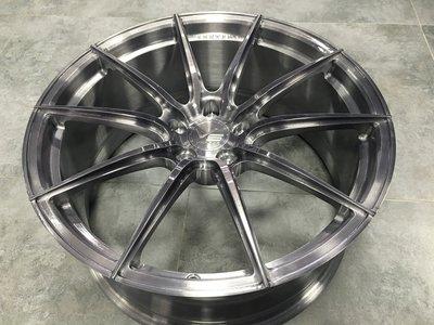 愷御國際車業VERTINI VS FORGED VS01 19~20吋輕量化鍛造鋁圈5/114.3 120 112