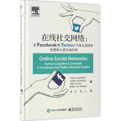 PW2【電腦】在線社交網絡:在Facebook和Twitter個體關系網中發現的人類認知約束